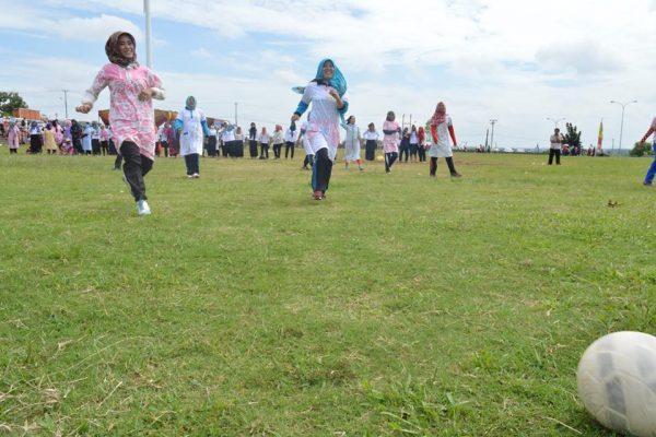 Pemkab Pesawaran Dukung Peran Aktif Perempuan dalam Pembangunan