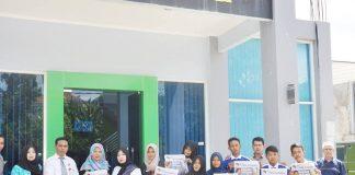 Siswa MANU Payungrejo Kunjungi Redaksi Duta Lampung
