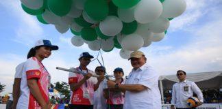 Gubernur Buka Kejuaran Asia Pasific 'Beach Volleyball'